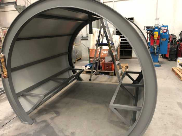 POD ready for delivery 1